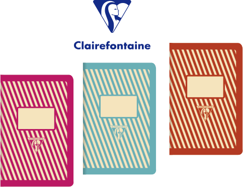 『リアム16歳、はじめての学校』クレールフォンテーヌのノートご来場プレゼント