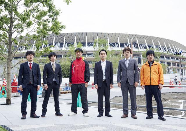ゴジゲン「ポポリンピック」京都プレイベント